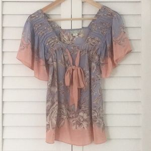 Anthropologie Vintage Blouse